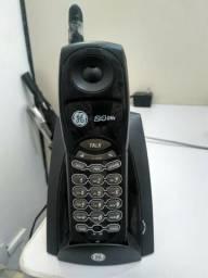 Telefones sem fio para peças ou conserto usados com carregadores