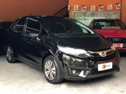 Honda Fit EX 2015 Automático - Único dono, completo + Couro - 2015