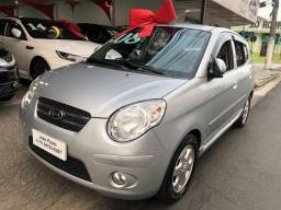 PICANTO 2007/2008 1.0 EX 12V GASOLINA 4P MANUAL - 2008
