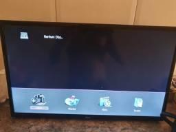 Vendo Tv Philco 32 polegadas sem controle remoto