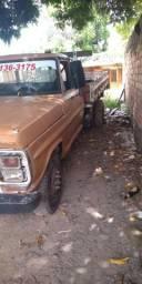 Caminhão F4000 81 motor Perkins 4 cil.$15500 - 1981