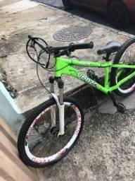 Bike venzo freeride