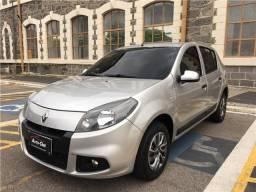 Renault Sandero 1.0 expression 16v flex 4p manual - 2014