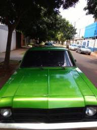 Vendo ou troco Opala 1979 Coupê 6cc Álcool com 54 mil km rodados