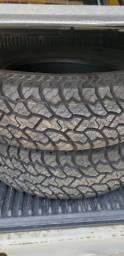2 pneus novos