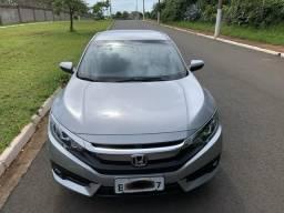 Civic g10 2017 c/ apenas 43.000km - 2017