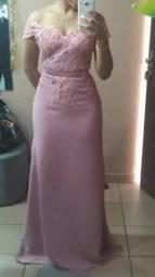 Vestido de Festa Rosee