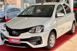 TOYOTA ETIOS 2019/2020 1.3 X 16V FLEX 4P MANUAL - 2020