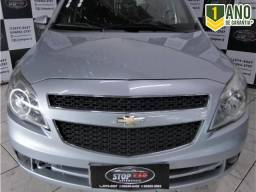 Chevrolet Agile 1.4 mpfi ltz 8v flex 4p manual - 2011