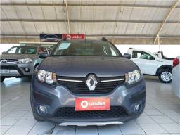 Renault Sandero 1.6 16v sce flex stepway expression manual - 2019