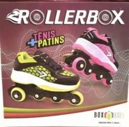 Patins RollerBox infantil