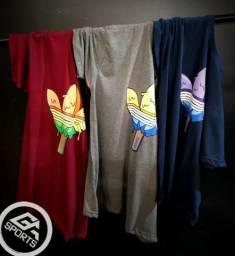 Camisetas Algodão nike, adidas, jordan, puma