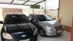 Vendo ou troco Celta 2010 e 2012 completos * - 2012