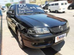 VW-Volkswagen Gol 1.0 City 2003 só (R$8.900) - 2003
