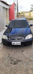 Honda civic 2000 relíquia!!! - 2000