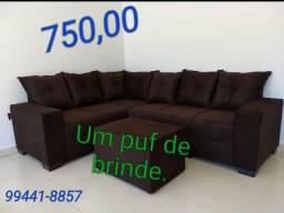 Mega promoção de sofá.