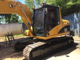 Cat 312 CL ano 2007