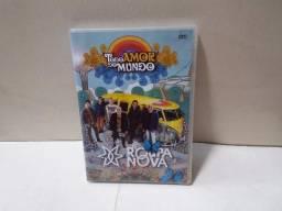 Kit Cd e Dvd Rouva Nova