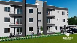 Apartamento à venda com 2 dormitórios em Fátima, Joinville cod:510