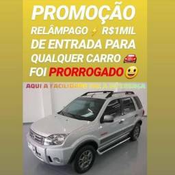 Ford/ECOSPORT 1.6 FREESTYLE 2012 SÓ NA SHOWROOM AUTOMÓVEIS