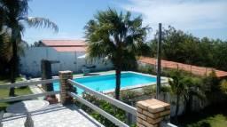 Casa na prainha com piscina