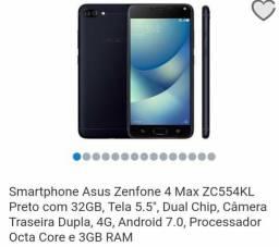 Celular zenfone Max 4 asus