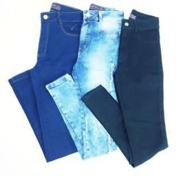 95f7089eb Calças jeans feminina direto da fábrica barato atacadista distribuidor