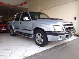 GM - CHEVROLET S10 PICK-UP EXEC. 2.8 4X4 CD TB INT.DIES - 2007