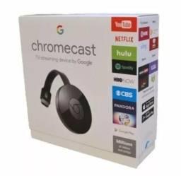 Chromecast 2 novo na caixa