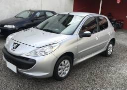 Peugeot 207 2010 repasse sem garantia financia 100% - 2010