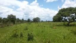 Sítio com porteira fechada no município de Alexânia GO