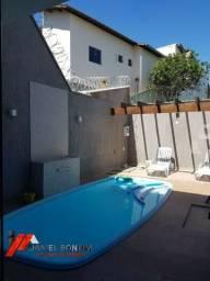 Casa c/ piscina e área gourmet no bairro Maria Eugenia