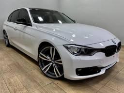 BMW 320i SPORT 2015 2.0 TURBO. LÉO CARETA VEÍCULOS - 2015