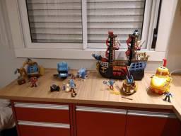 Imaginext coleção piratas