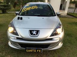 Peugeot 207 5P QUICK SILVER 1.6 COMPLETO
