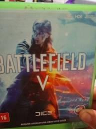 Vendo ou troco Battlefield 5 (jogo original) Xbox One