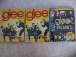 DVD Glee 1 temporada mais O filme