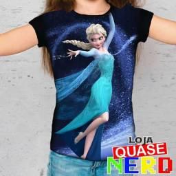 Camisas Infantil Geek