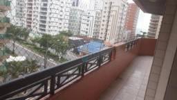 Apartamento com 2 dormitórios para alugar, 105 m² por R$ 2.400/mês - Canto do Forte - Prai
