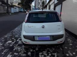 Fiat Punto Essence 1.6 Branco. Completo 2103. Nunca batido. - 2013