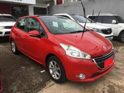 PEUGEOT 208 2014/2015 1.5 ALLURE 8V FLEX 4P MANUAL
