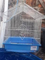 Pra vender logo gaiola pra Piriquito ou Hamister 50$