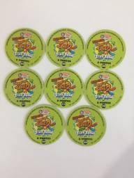 8 Hiper Magic Tazo Tiny Toon - 8 Pontos