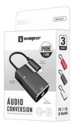 Conversor de Áudio para Iphone - Sumexr
