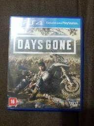 Days Gone PS4 novo