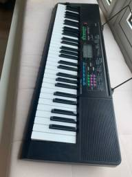 Teclado musical Casio CTK-3400SK com teclas sensitivas