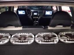 Honda Fit 2008 1.4 Lx 5p