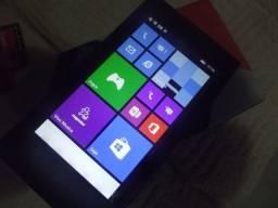 Lumia 435 DS w10 mobile, dual FM com câmera e carregador na caixa
