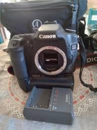 Canon eos 40d com grip