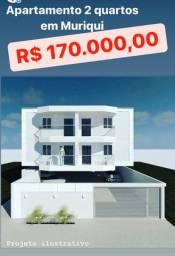 Título do anúncio: Apartamento 2 quartos Lançamento